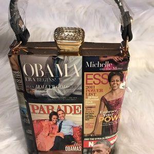 Handbags - 💜💜NEW Obama Clutch ♥️♥️